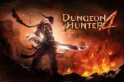 Dungeon Hunter 4 - Трейлер.