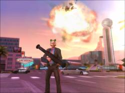 Ganstar Vegas.Первые секунды геймплея