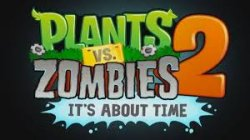 Da zombieeess are coming... Back! Plants vs. Zombies™ 2