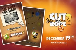 Обзор приложения Cut the Rope 2