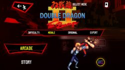 Обзор Double Dragon Trilogy