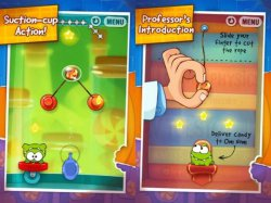 Cut the Rope Experiments – Ам  Няма на Охоте