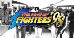 The King of Fighters – жесть в каждом комбо ударе!