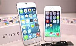iPhone 6 выдирает волосы