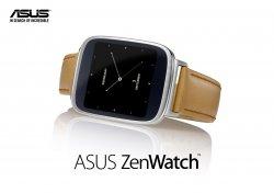 Asus Zen Watch – стильные мужские «умные» часы?