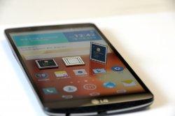 ������ 8-������� ��������� �� LG � ����� �������� G3 Screen � ������ ������