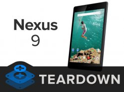 ������ ���� Google Nexus 9