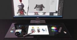 Компьютер будущего – Dell Smart Desk