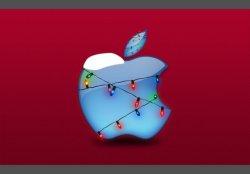 Apple готовиться к зимним праздникам!