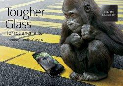 Gorilla Glass 4 – теперь можно уронить смартфон и не думать, что экран разобьется