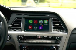 Hyundai Sonata � Android Auto � Car Play � ����� ����������