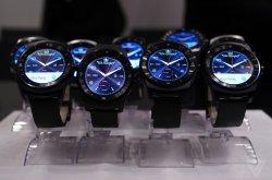 LG G Watch R – объявлено начало продаж в России