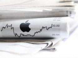 Акции Apple достигли новой рекордной отметки