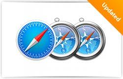 Компания Apple выпустила обновление для браузера Safari