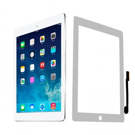 Все о замене стекла в iPad