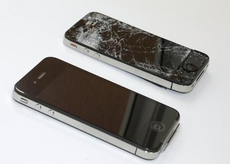 Можно ли самостоятельно заменить стекло на iPhone 5s?