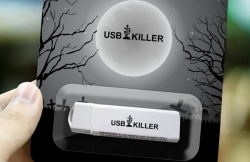USB Killer защитит персональные данные, уничтожив USB-порт