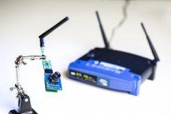 Заряжать мобильные устройства от Wi-Fi?