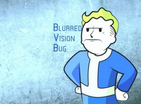 Берегитесь близорукости в Fallout 4 – она не лечится