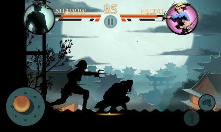 Shadow Fight 2 - виртуальные бои теней