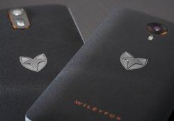 Wileyfox в честь открытия дарит своим покупателям скидки