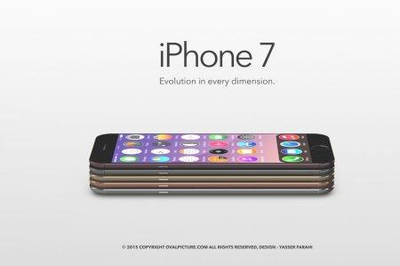 iPhone 7: ���� ������ � �����