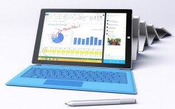 � Microsoft ���������� � ������� ������� �������� Surface Pro 3