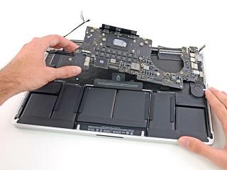 Ремонт MacBook в профессиональном сервисном центре